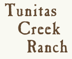 Tunitas Creek Ranch